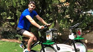 אופני שייק רועי פפו