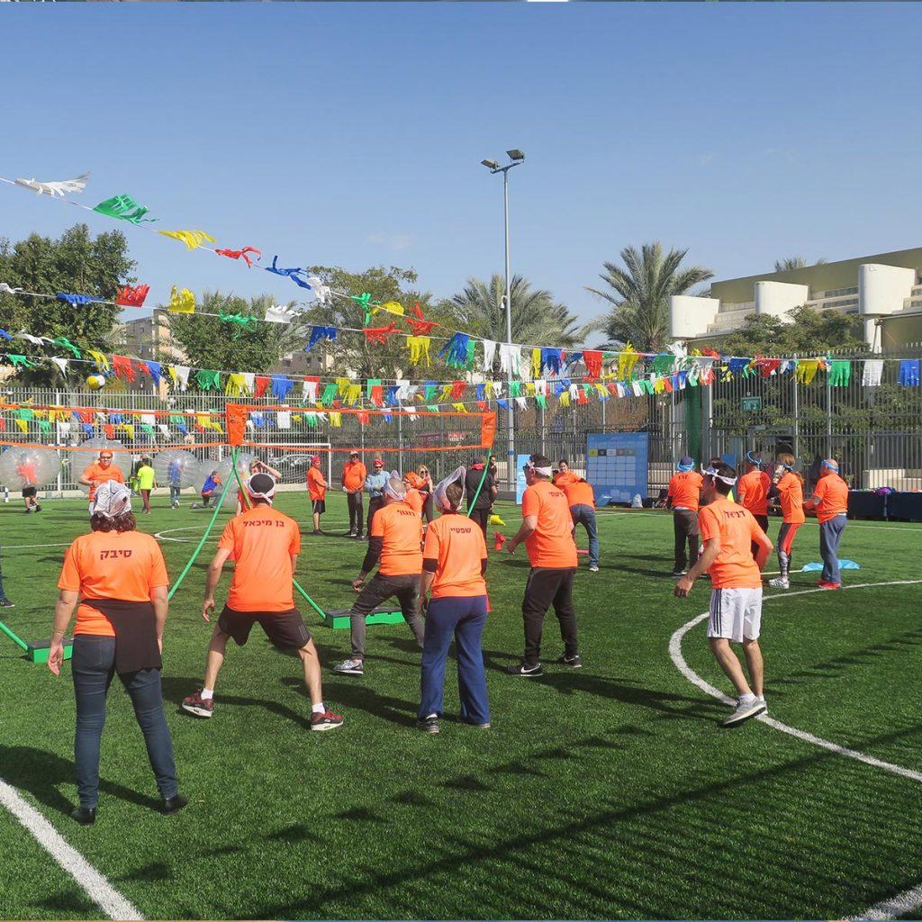 יום ספורט תל אביב