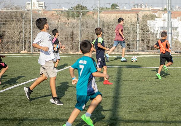 כדורגל לילדים
